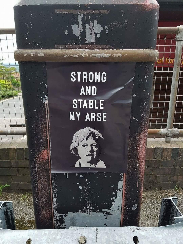put it up my arse
