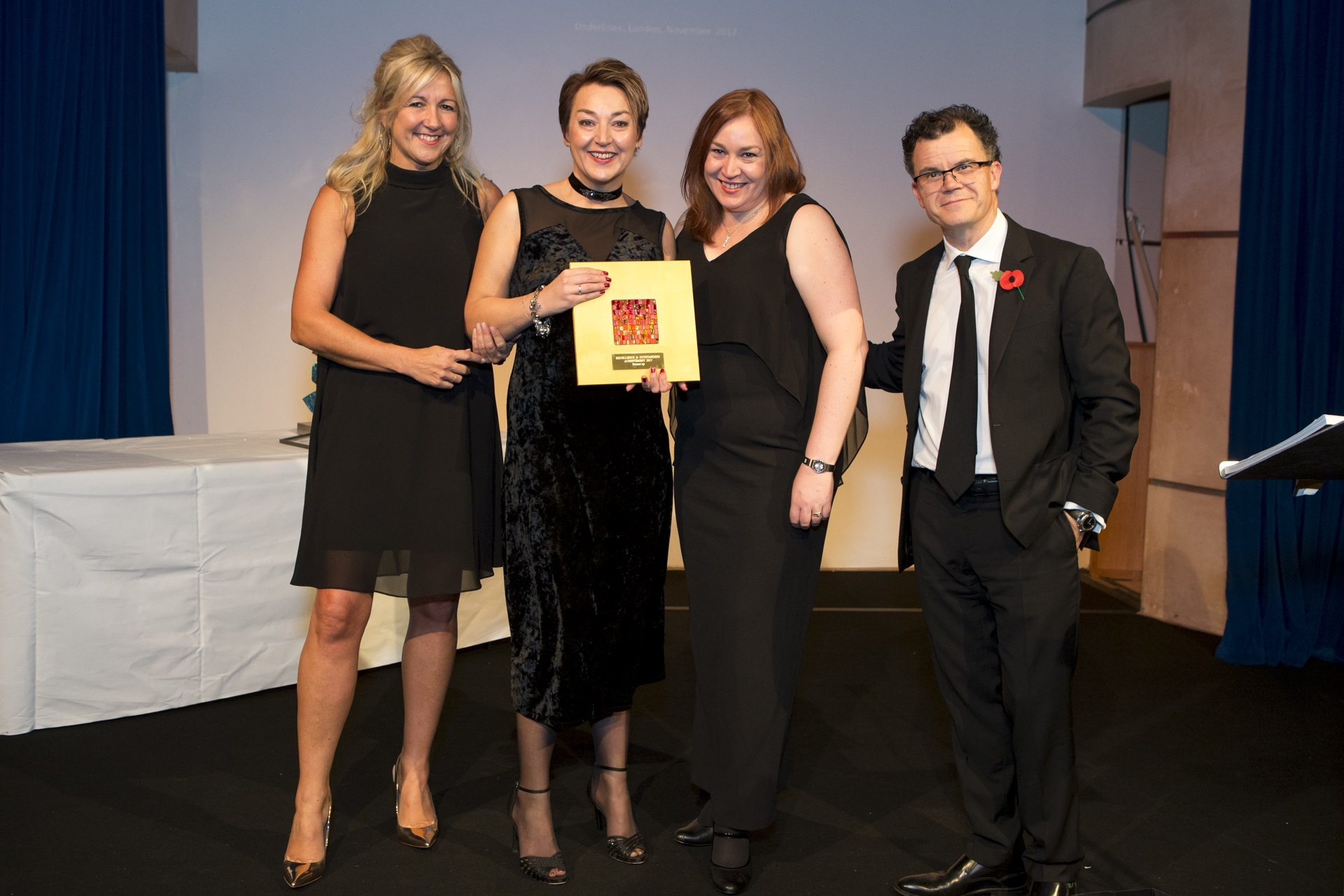 AWARD: Embrace won a special award at the recent Stars Best Shops Awards. Picture: Simon Armstrong
