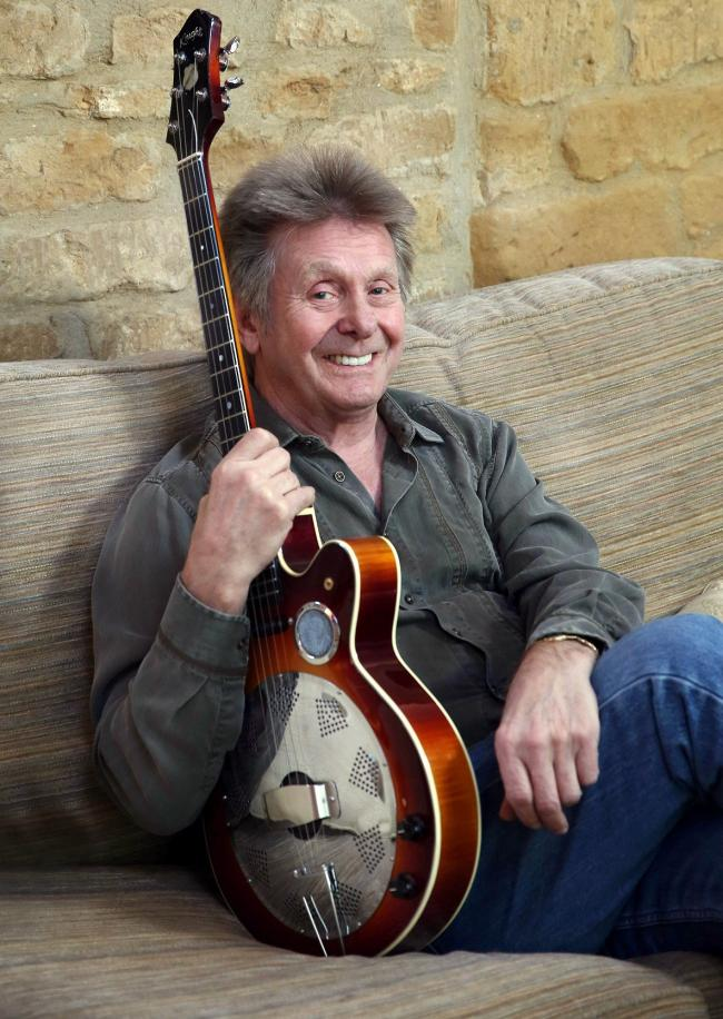 Joe Brown - still rocking after all these years