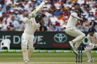 Usman Khawaja closed in on a century as Australia enjoyed the upper hand on day two of the fifth Ashes Test (Jason O'Brien/PA)