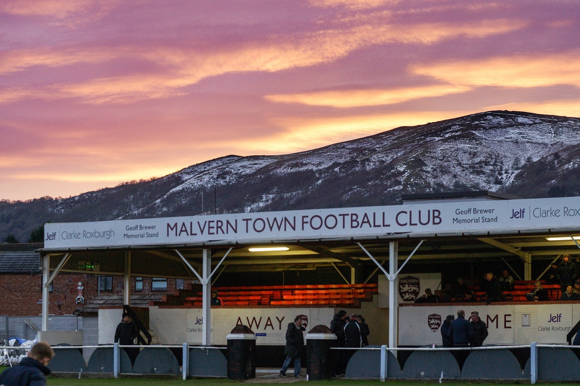 Malvern Town's HDanywhere Community Stadium. Picture: CLIFF WILLIAMS