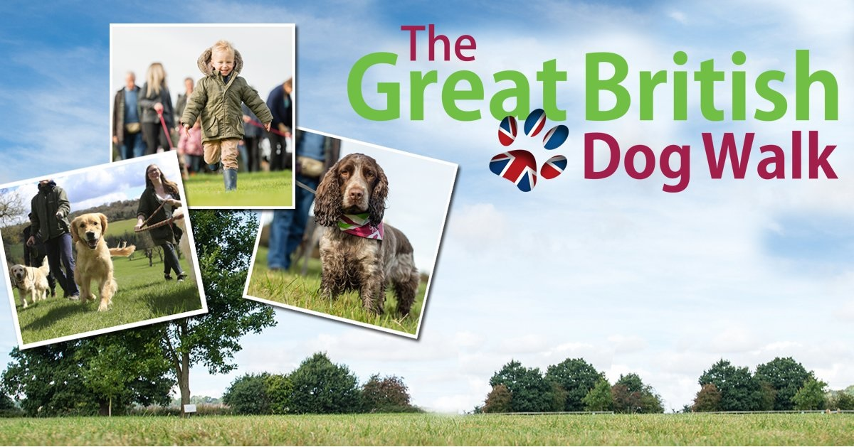 Great British Dog Walk at Eastnor Castle, Ledbury