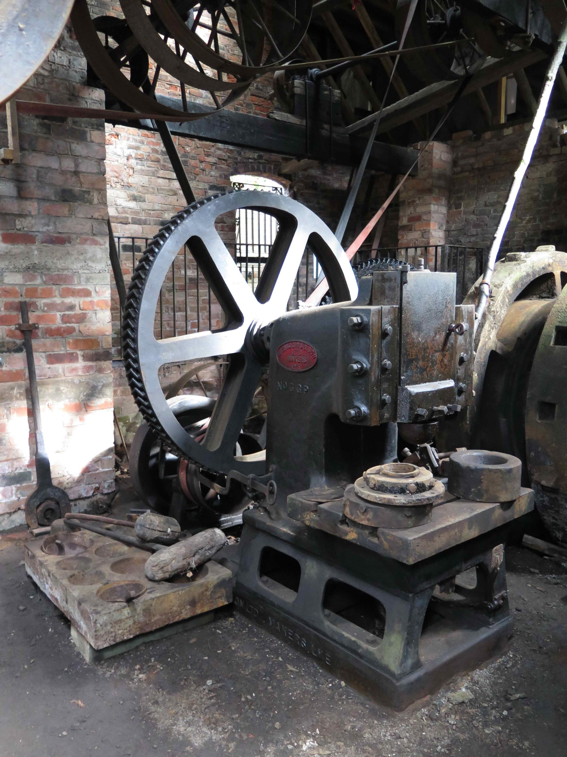Churchill Forge Water Mill Open Day - September