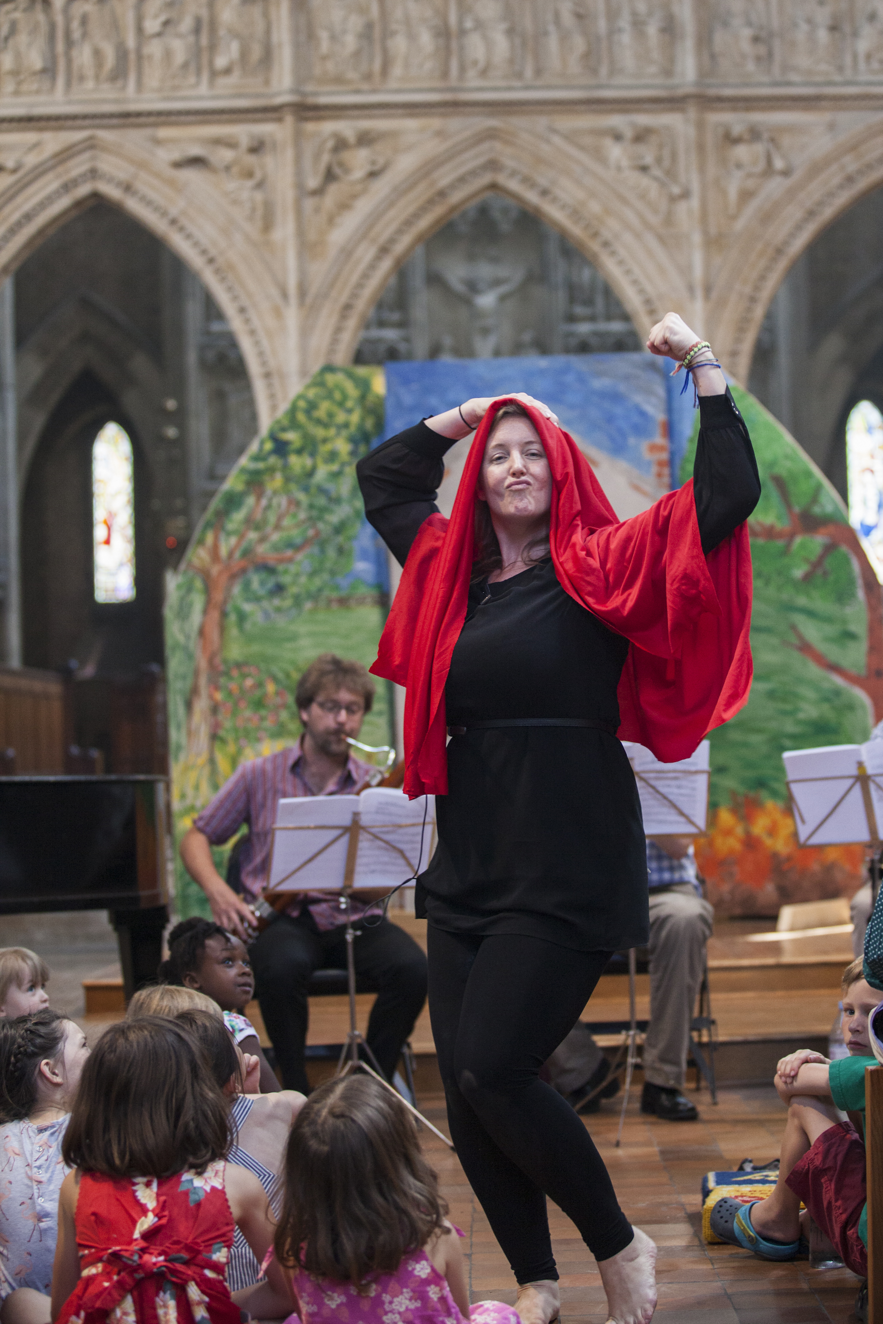FAIRY TALE - The London Mozart Players offer Little Red Riding Hood