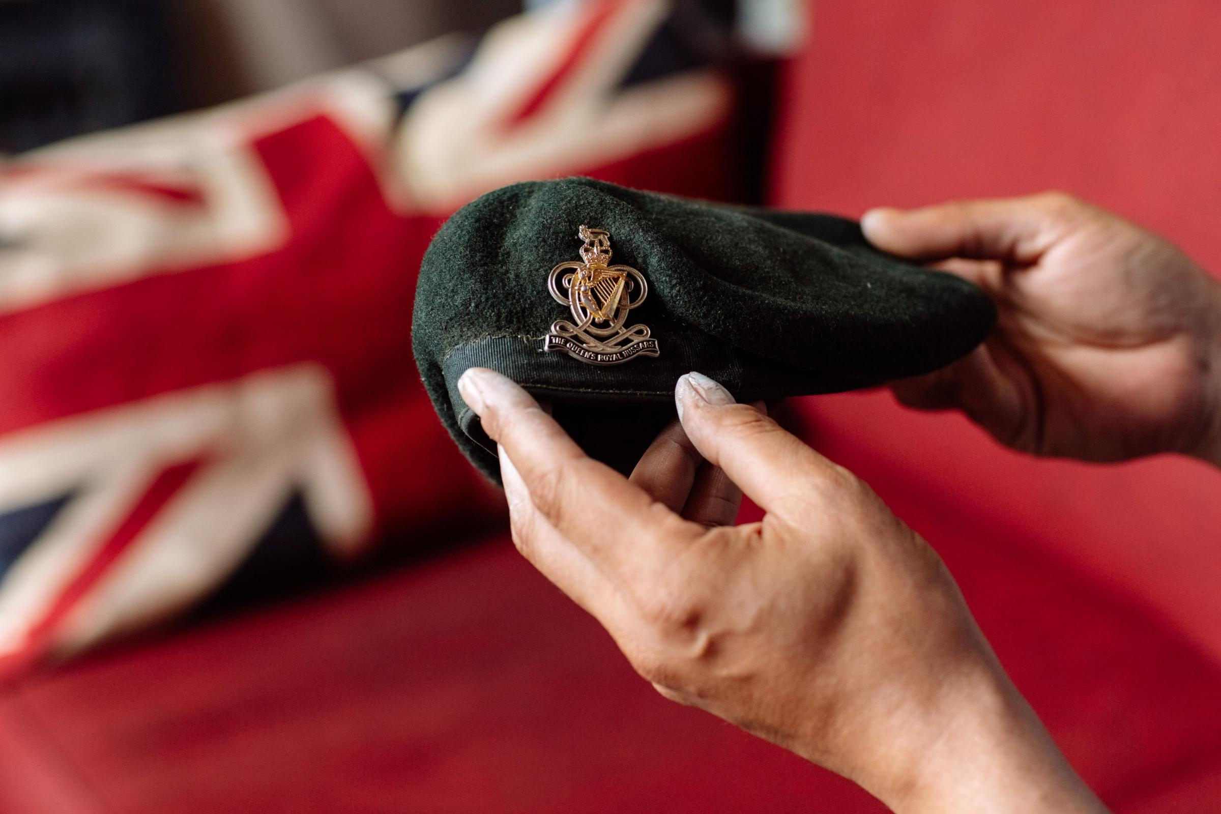 Generic armed forces image Picture: SSAFA.