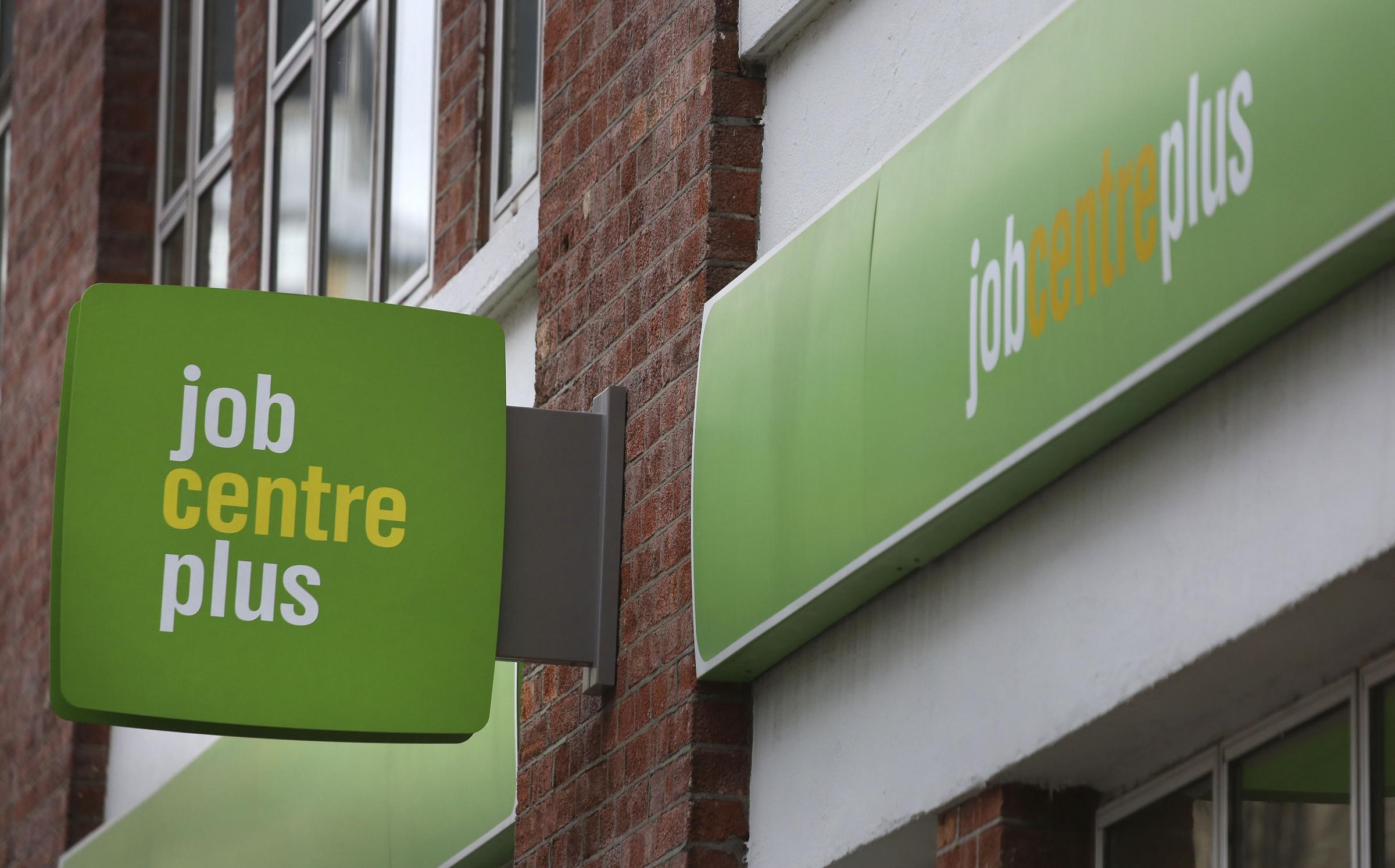File photo dated of 17/02/18 of a Job Centre Plus sign, as figures from the office for National Statistics show that the number of people in work has reached a record high, while earnings have grown slightly above inflation for the first time in almost a