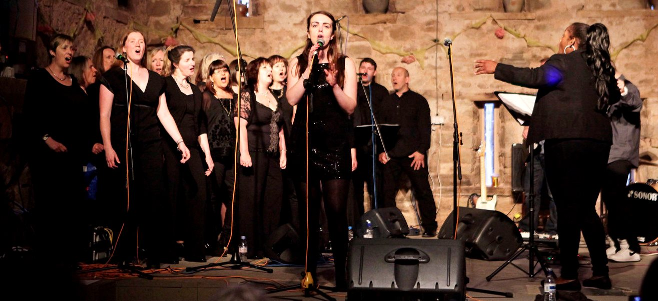 An evening with Hereford Soul Choir