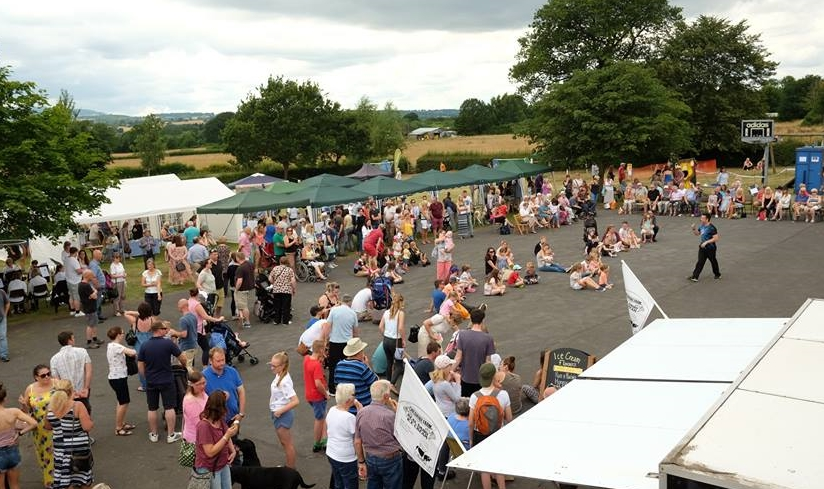 Chelmarsh Village Fete