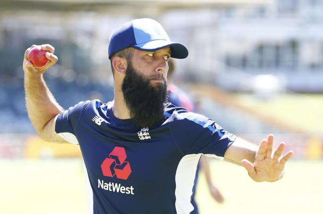Moeen Ali. Picture: JASON O'BRIEN/PA WIRE