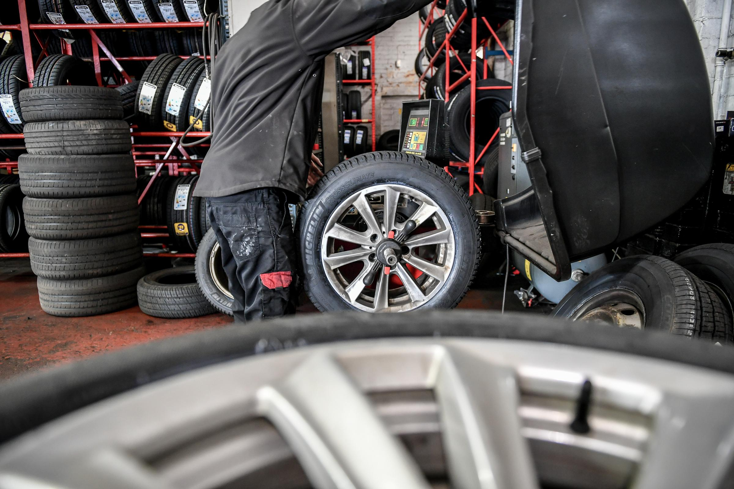 Malvern discount tyres new and part