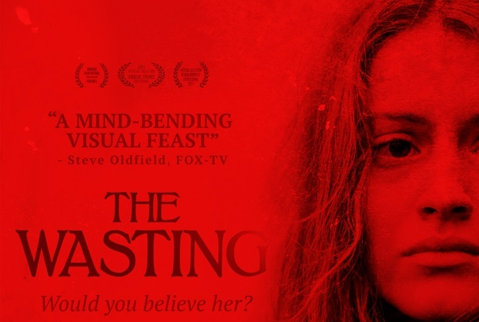 PREMIERE: The Wasting's first showing takes place in Upton on Saturday