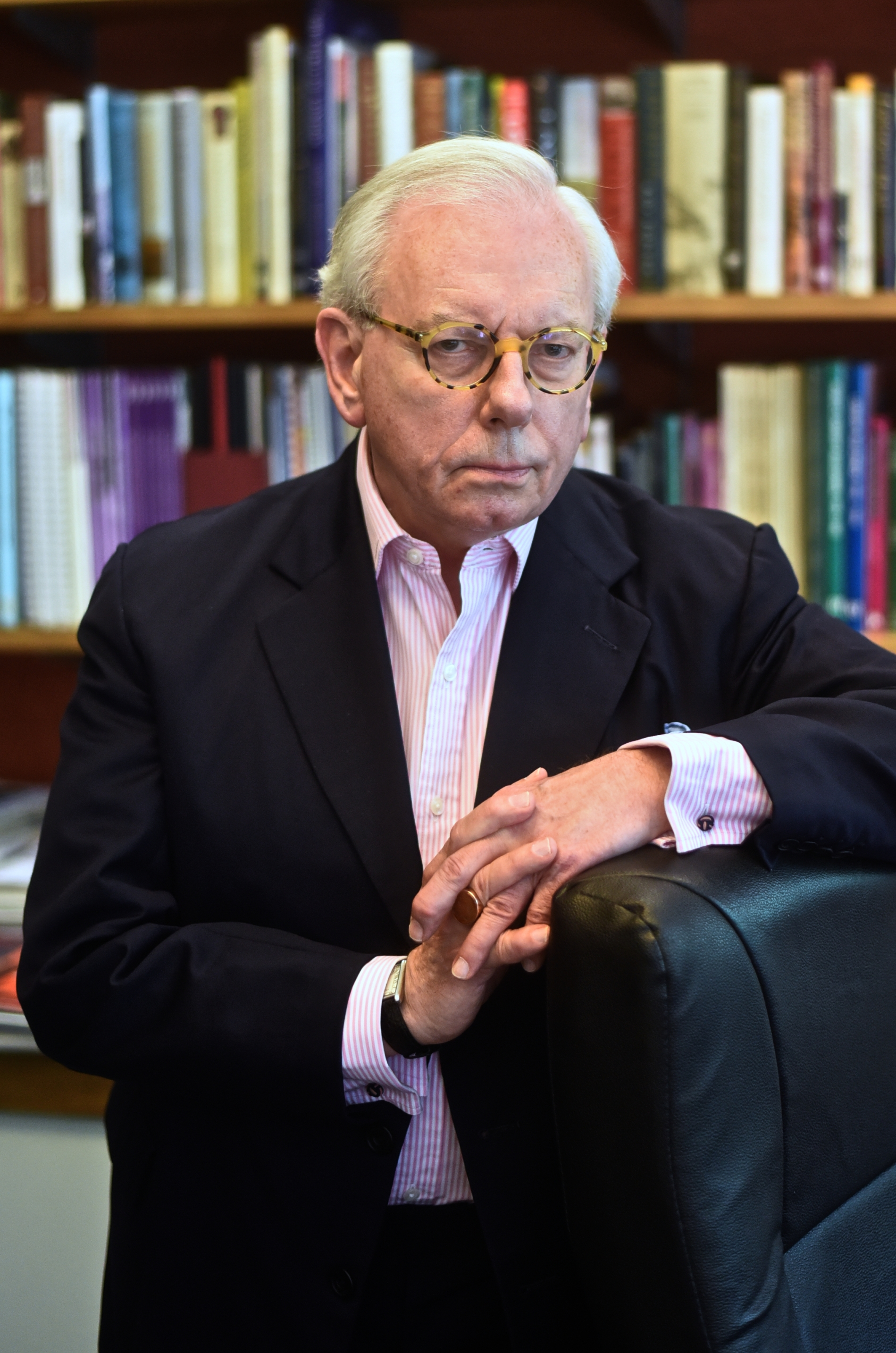 David Starkey – A Monarchy of Misfits?