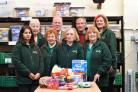 MONEY: Malvern Hills Foodbank
