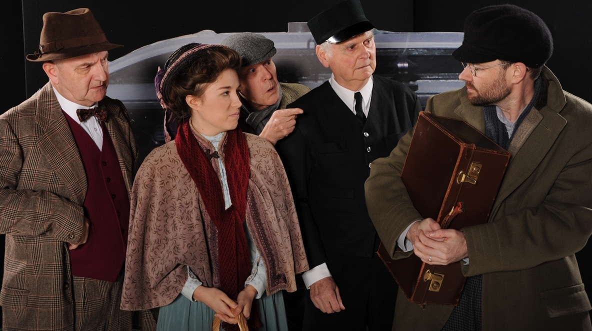 DRAMA: With the Railway Children, heading this way