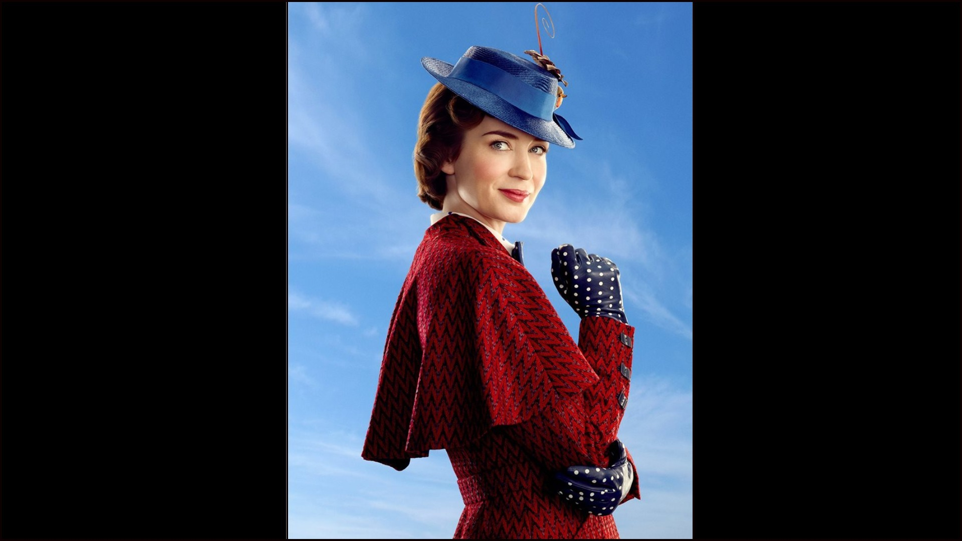 Mary Poppins returns to Prestatyn this month. Picute: Facebook/ Mary Poppins Returns