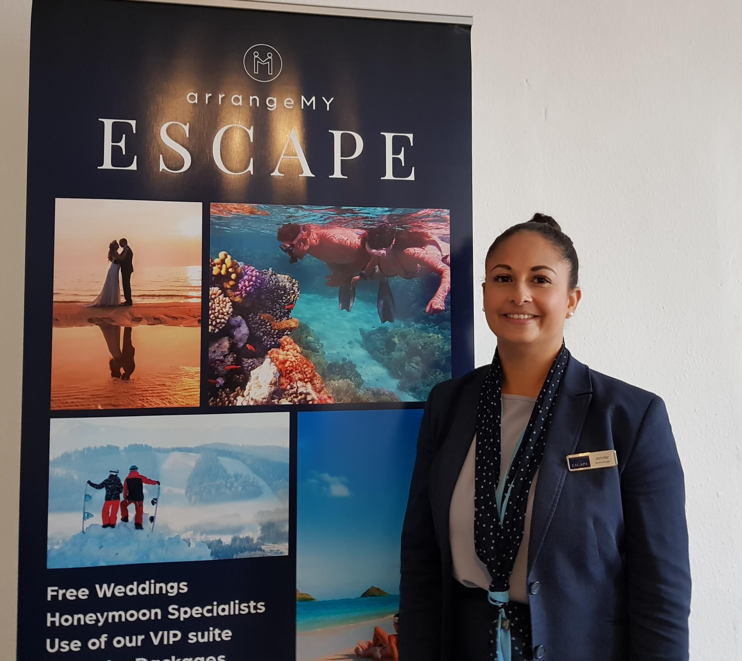 TRAVEL: Jennifer Lynch, general manager at Arrange My Escape in Mealcheapen Street