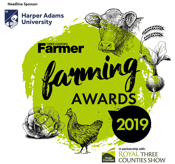 Malvern Gazette: Three Counties Farmer Farming Awards 2019
