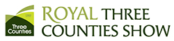 Malvern Gazette: Royal Three Counties Show logo