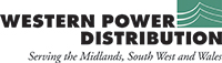 Malvern Gazette: Western Power Distribution logo