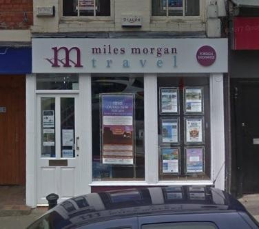 Miles Morgan Travel in Ross. Image from Google Maps
