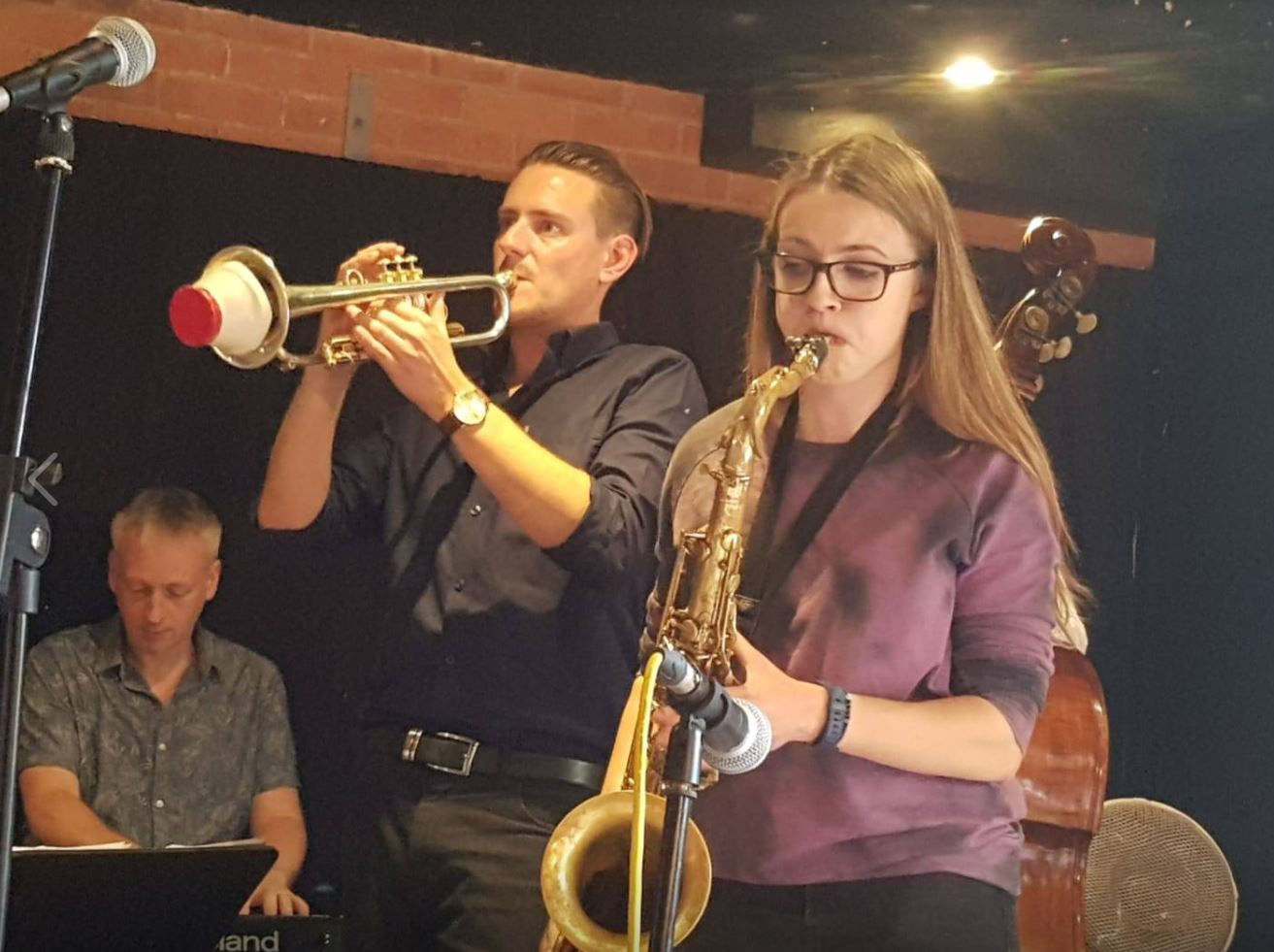 Pershore Jazz Club - Alex Clarke Quartet