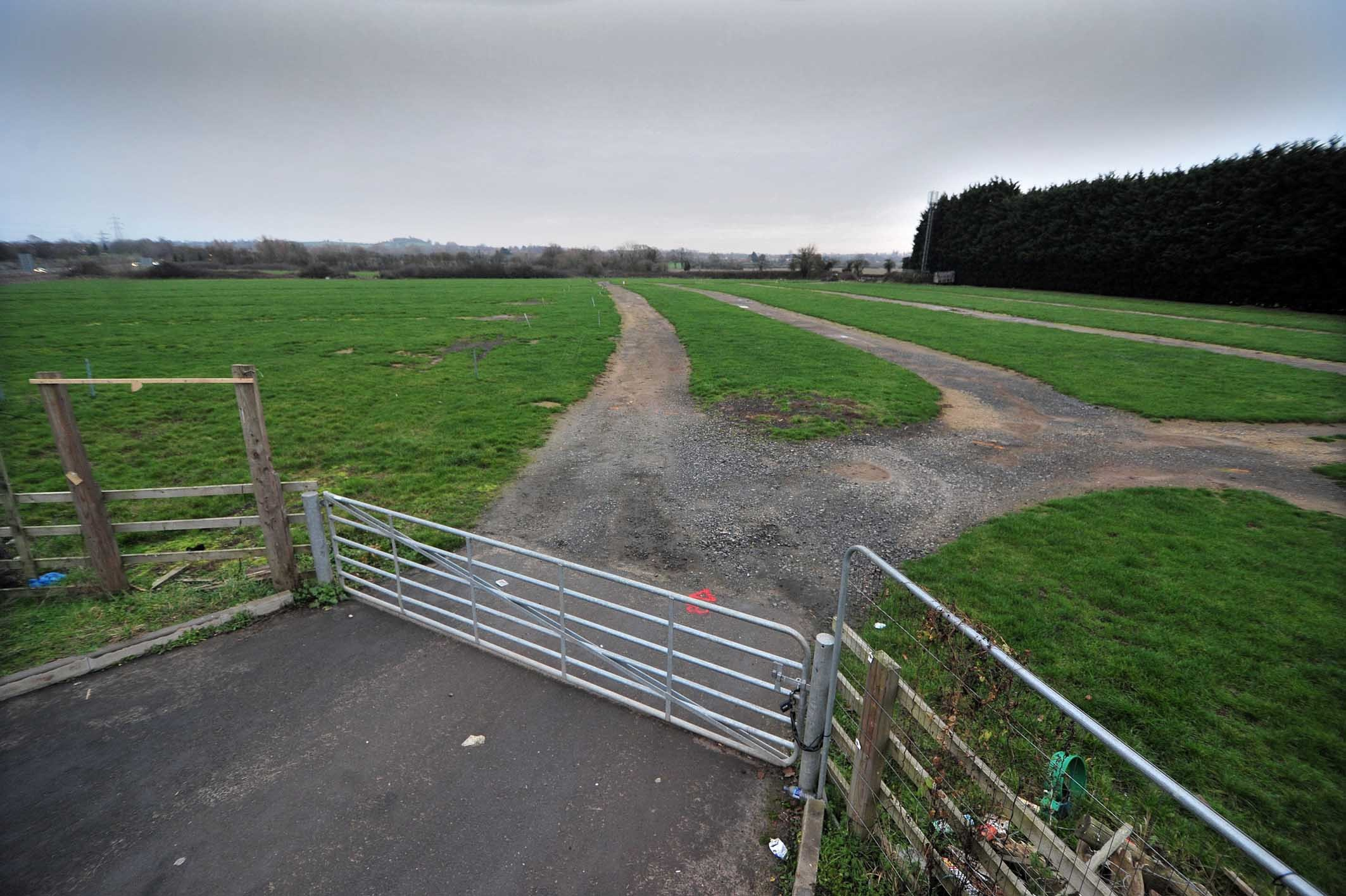 SALE: An offer has been accepted for the field near the M5 where the car boot sale used to take place