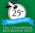 Malvern Gazette: The Countryside Restoration Trust Logo