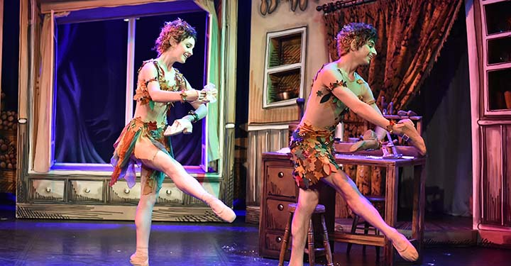 Northern Ballet: Elves & the Shoemaker