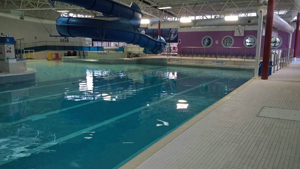 Splash pool reopens after machinery problems