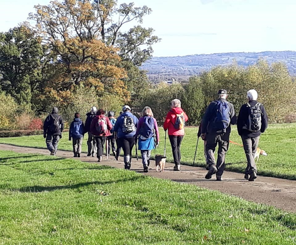 Dumbleton & Washbourne Hill walk - Evesham Ramblers