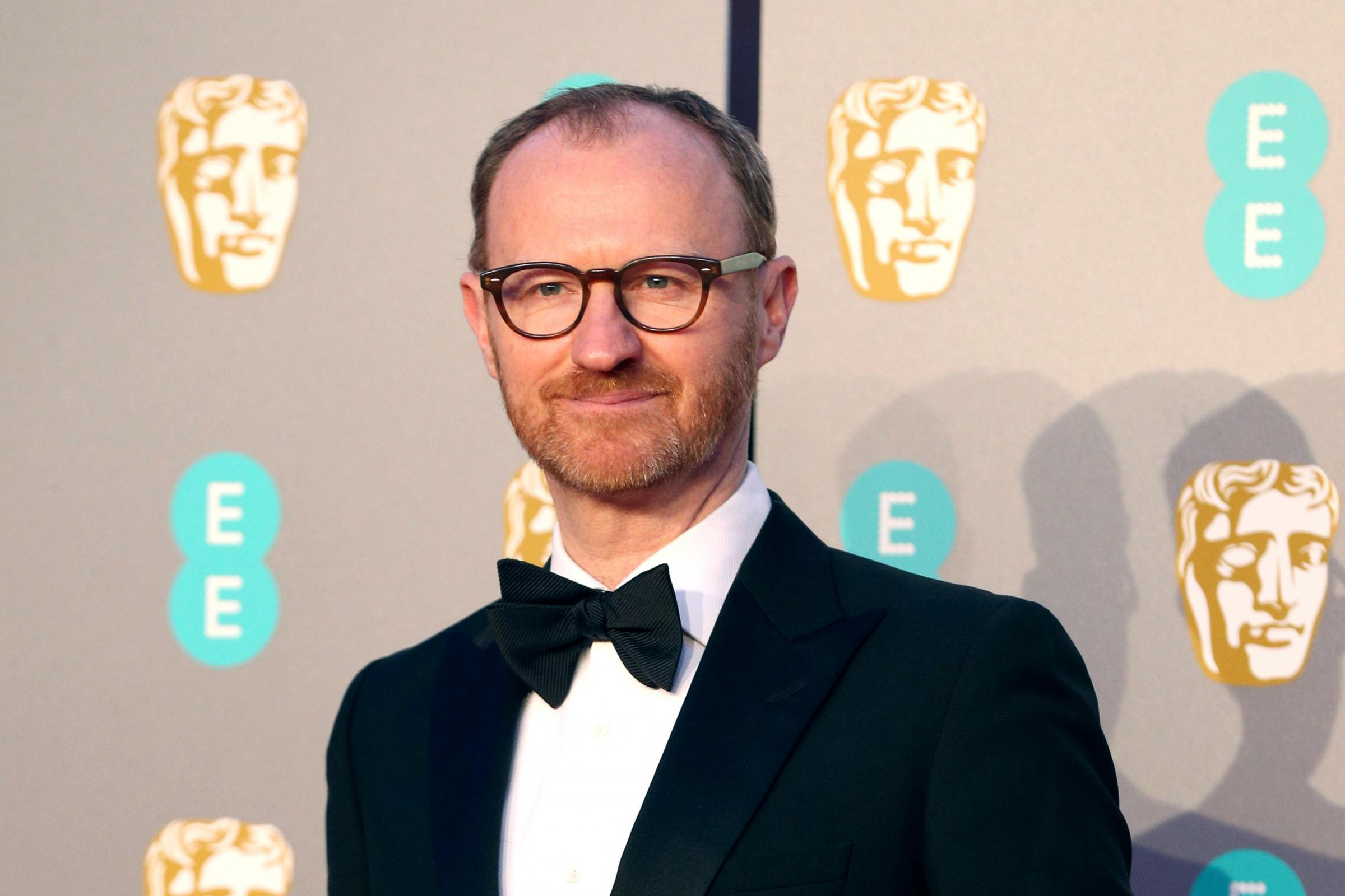 Mark Gatiss at the Baftas