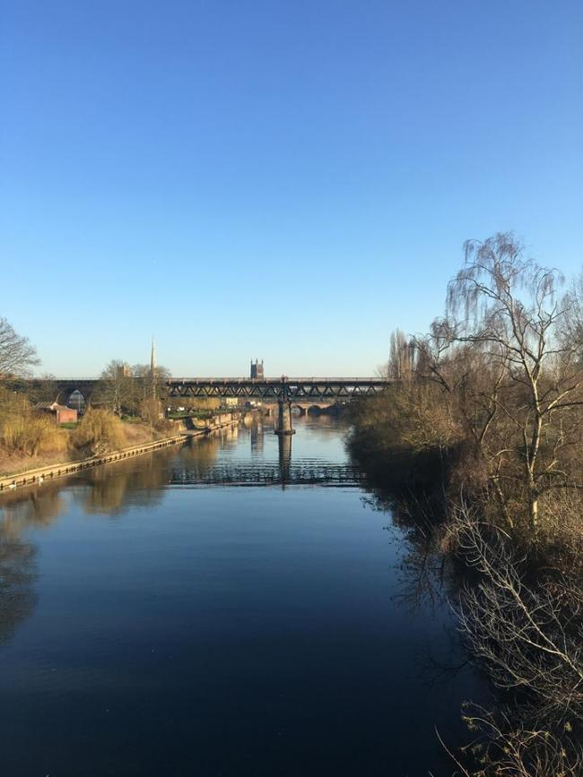 18C in Worcester as hottest ever February forecast for UK | Malvern