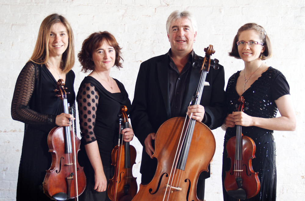 CLASSICS: The Astaria String Quartet