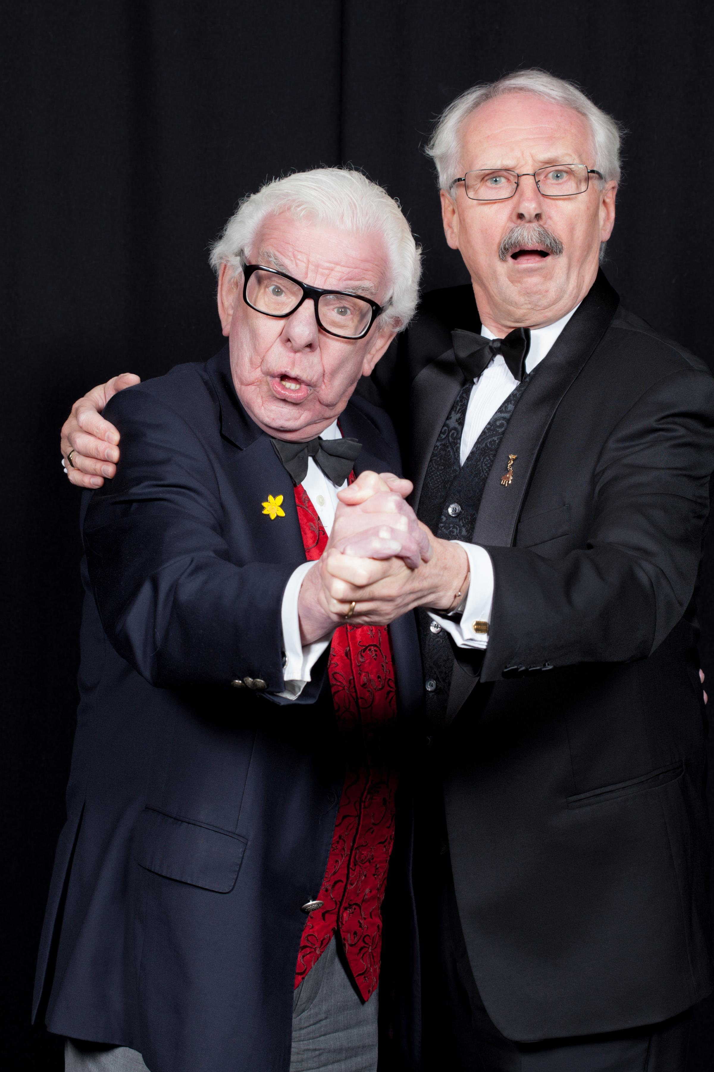 Barry Cryer & Colin Sell: Strictly Come Joking
