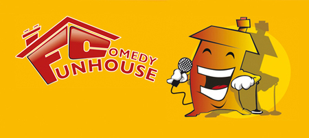 Funhouse Comedy Club - Comedy Night in Cirencester April 2019