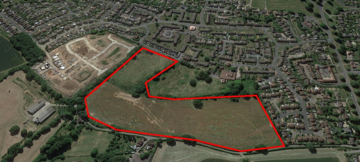HOMES: A plan to build 63 affordable homes on farmland near Barnard's Green in Malvern set to be approved.