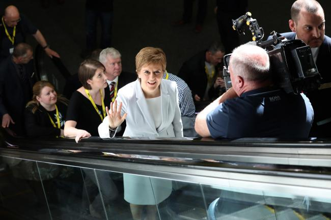 Nicola Sturgeon to declare: It is time for Scotland to