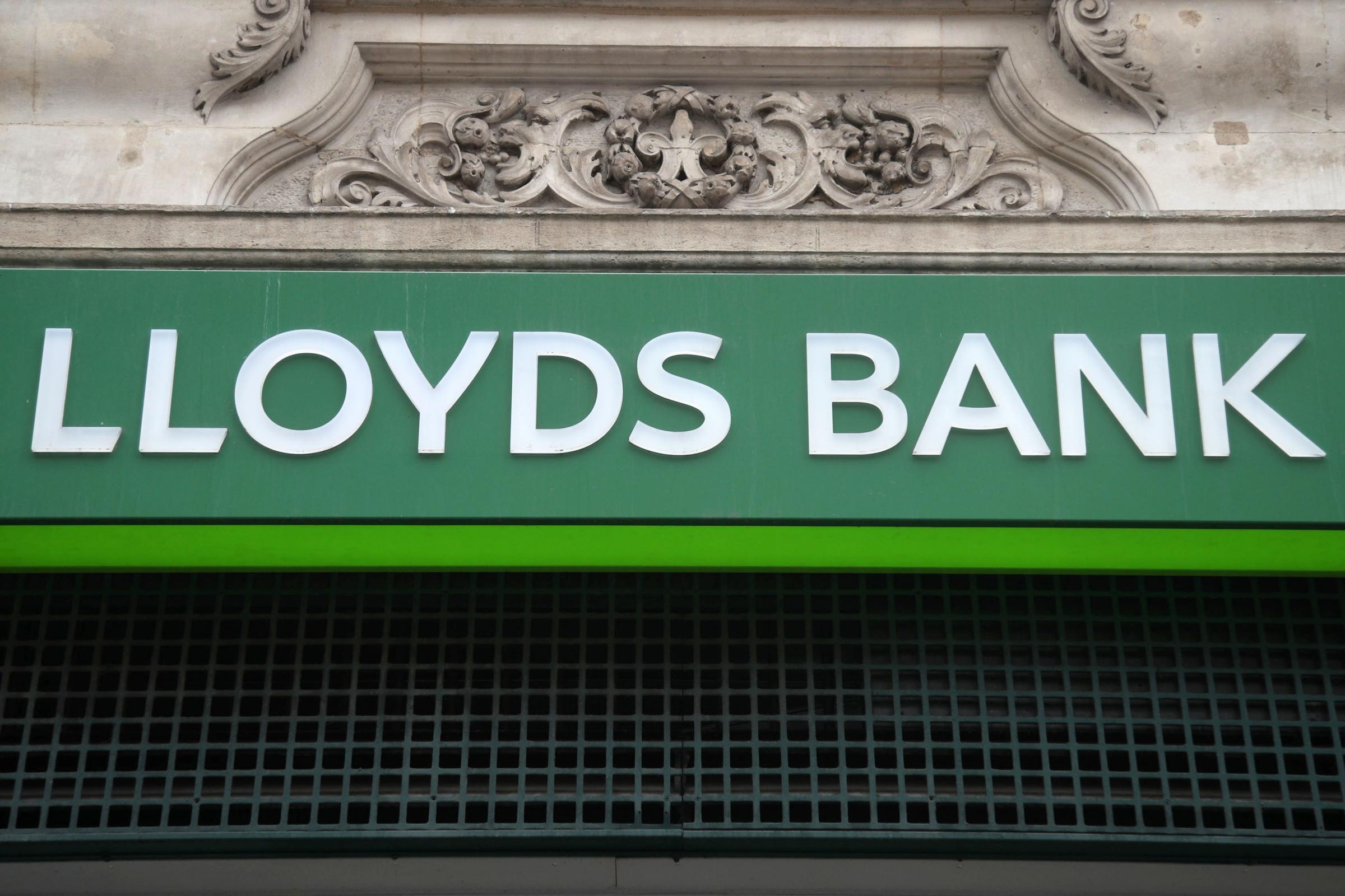 Lloyds branch
