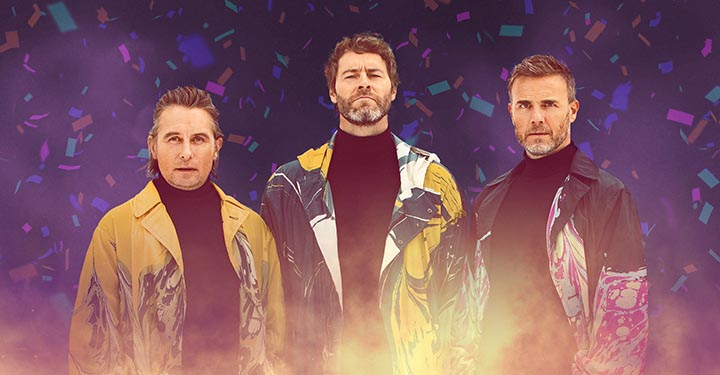 Take That: Greatest Hits Live Recorded at the Principality Stadium Cardiff