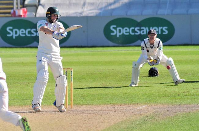Wayne Parnell saved Worcestershire with the bat and ball at Lancashire. Picture: JONATHAN BARRY
