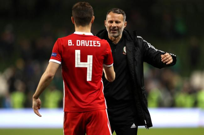 Republic of Ireland v Wales – UEFA Nations League – League B – Group 4 – Aviva Stadium